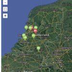 Locatie en kaart